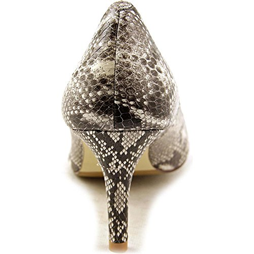 Cole Haan Mujeres Juliana Pointed Toe Bombas Clásicas Shiny Python Snake