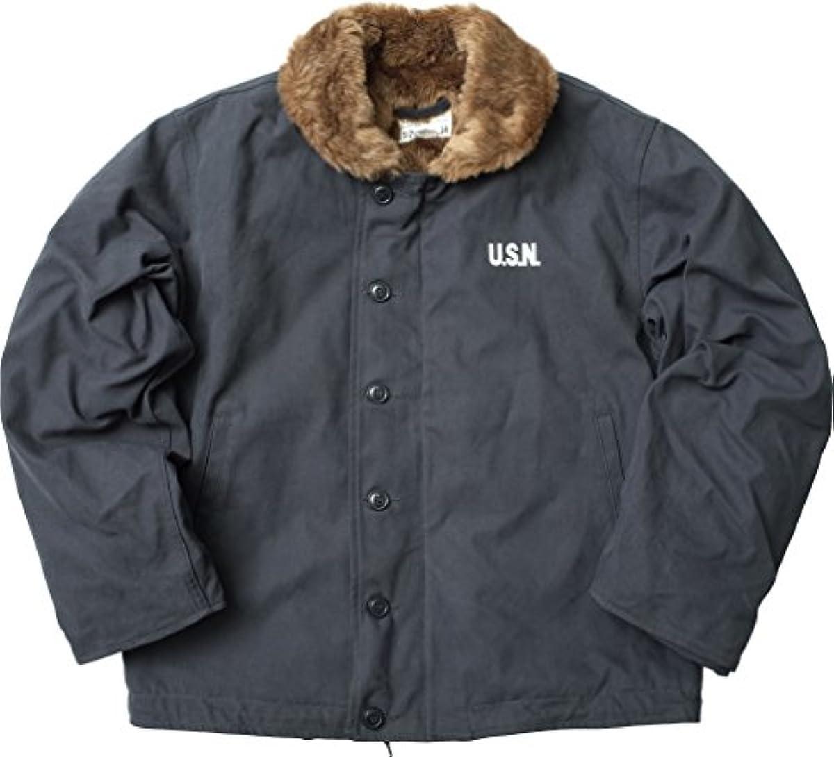 [해외] YMCLKY오리지널 미군 퍼터입 N-1 데크 재킷 신품