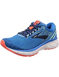 Women's Ghost 11 Blue/Navy/Coral 8 B US