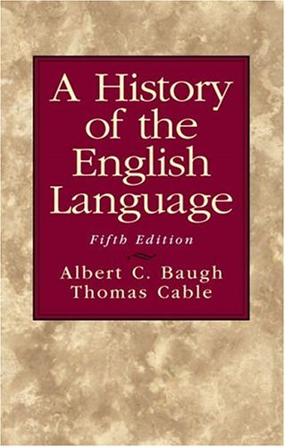 A History of the English Language, Fifth Edition
