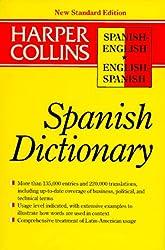 HarCol Spanish New S (HarperCollins Bilingual Dictionaries)