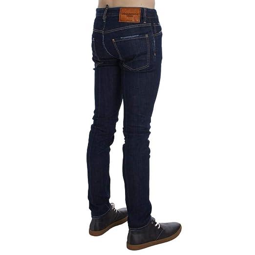 DSquared - Vaquero - Pantalones - para Hombre Azul Azul 50 ...