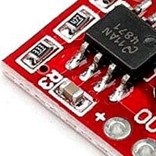 Tivollyff モノラルアンプボード3W小型パワーアンプボードモジュールLM4871