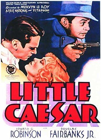 24x36 Little Caesar Vintage Movie Poster
