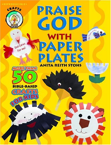 (Praise God With Paper Plates (CPH Teaching)