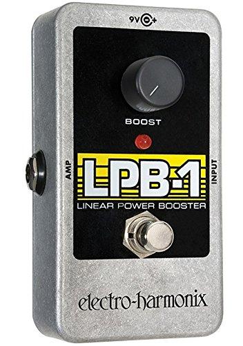 Electro-Harmonix LPB-1 Linear Power Booster Preamp Pedal -