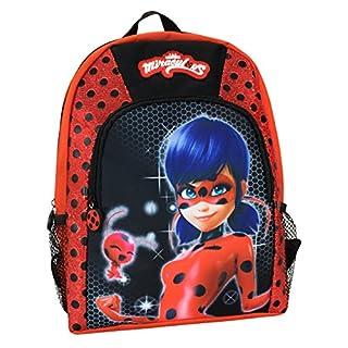 Miraculous Kids Ladybug Backpack