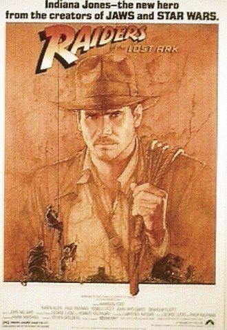 Indiana Jones Raiders of the Lost Ark - New Hero 27x40 Movie
