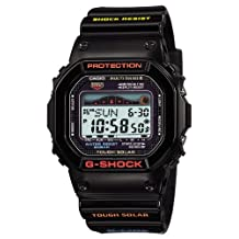 CASIO G-SHOCK G-LIDE G-LIDE Tough Solar Radio Controlled MULTIBAND6 GWX-5600-1JF (Japan Import) (japan import)