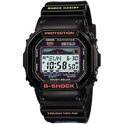 Casio Men's GWX-5600-1JF G-Shock G-Lide Tough Solar Radio Controlled Watch [Japan Import]
