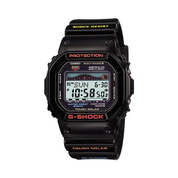511BIsrtwpL. SS600  - Casio Men's GWX-5600-1JF G-Shock G-Lide Tough Solar Radio Controlled Watch [Japan Import]