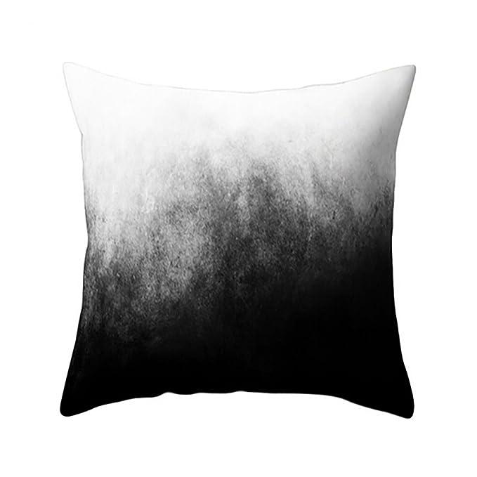 Funda Cojines, Funda de Almohada Textura geométrica de mármol Fundas de colchón Sofá Decoración del hogar