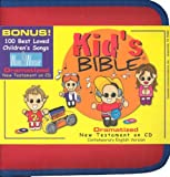 img - for Kid's N.T. Audio Bible Zipper Case, Bible Stories for Children with 100+ Children's Gospel Songs - Dramatized Audio Bible New Testament CEV Version ... for fun or home school urriculum. 9th Edition book / textbook / text book