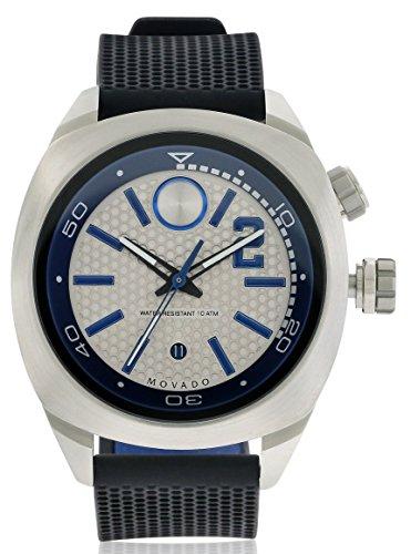 Movado Bold Derek Jeter Captain Series Mens Watch (Mens Movado Series)