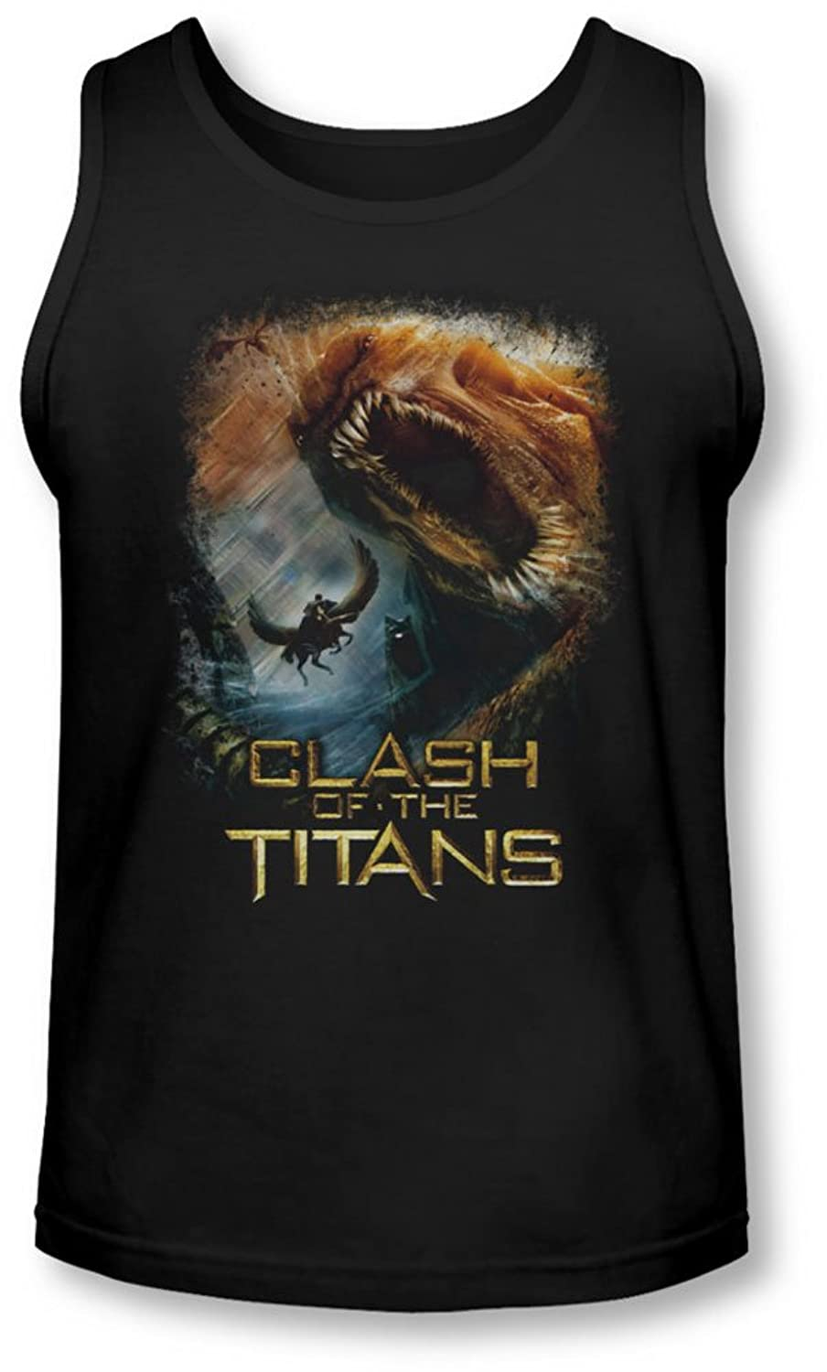 Clash Of The Titans - Mens Kraken Clash Tank-Top