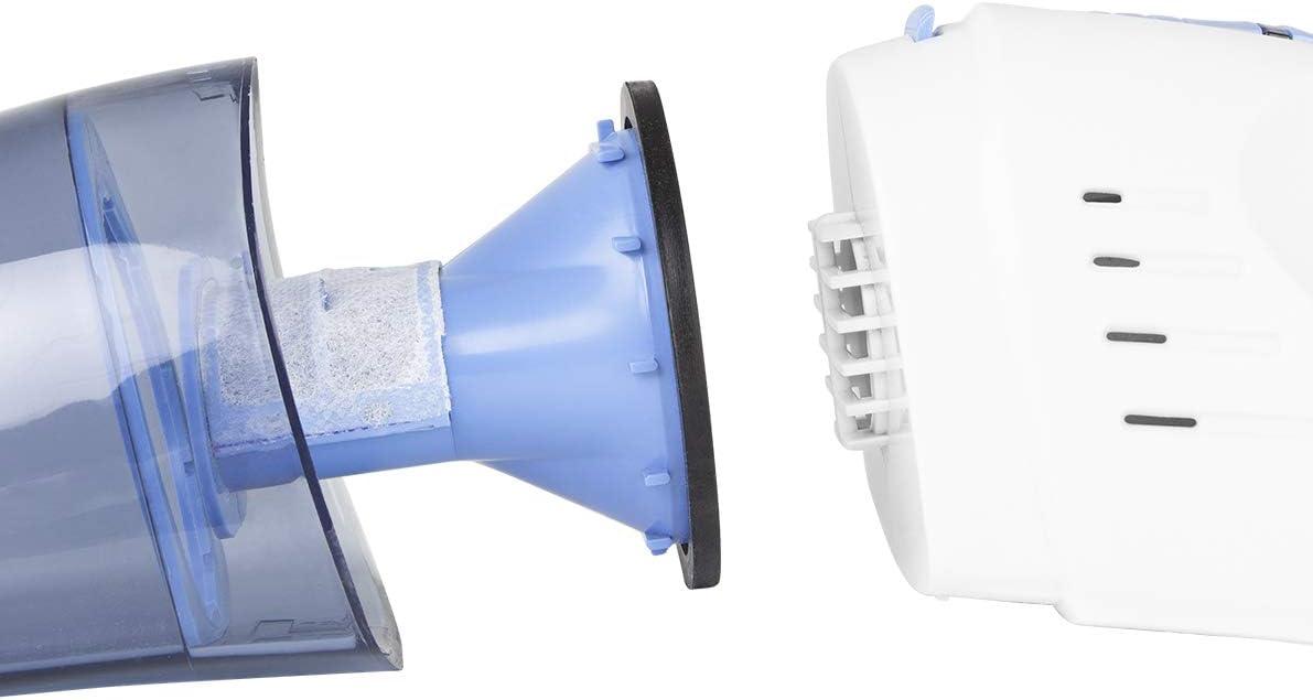 Orbegozo AP1000 Ap 1000-Aspirador de Mano, Azul, Blanco: Amazon.es ...