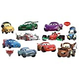 Disney/Pixar Cars 2 Collection Wall Graphic