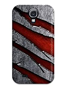 AnnDavidson BMFQFen13266Smqps Case Cover Galaxy S4 Protective Case Scratch Marks