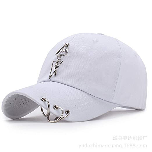 zlhcich Sombrero Wild Cap Student Street Gorra de béisbol Hembra ...
