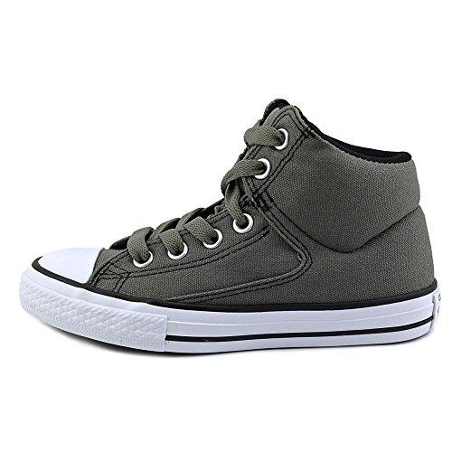 Converse Chuck Taylor All Star Street Mid - Zapatillas para niños Carbón