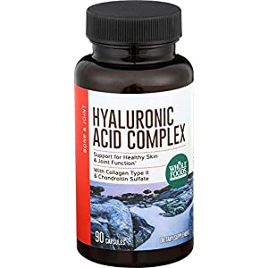Whole Foods Market, Hyaluronic Acid Complex, 90 ct
