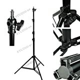 """CANADA STUDIO-98 PRO AIR - CUSHIONED 13 FT HIGH HEAVY WEIGHT LIGHTING LIGHT STAND MAX HEIGHT 13 FT 390CM HIGH WITH STANDARD 5/8"""" SPIGOT NEW"""