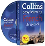 Collins Gem Easy Learning French Phrasebook and CD Pack