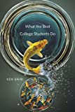 The author of the best-selling book What the Best College Teachers Do is back with more humane, doable, and inspiring help, this time for students who want to get the most out of college―and every other educational enterprise, too.   The first thi...
