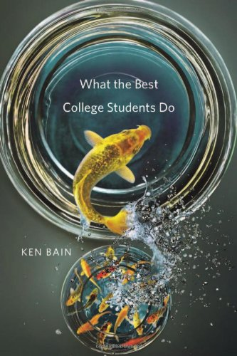 What the Best College Students Do cover
