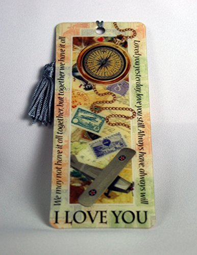 history-heraldry-i-love-you-bookmark-reading-personalized-placemarker-001890015-hh