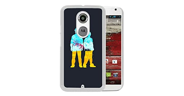Amazon.com: Moto G 2nd Gen case,Custom Breaking Bad Respect ...