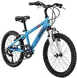 Diamondback Bicycles Octane 20 Kid's Mountain Bike, 20' Wheels, Blue