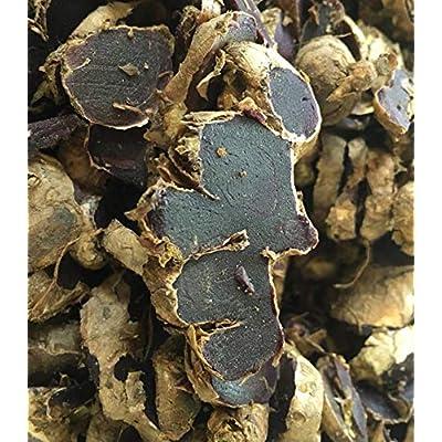 AchmadAnam - 100 Grams - Krachai dum Kaempferia parviflora Zingiberaceae Dried. E11 : Garden & Outdoor