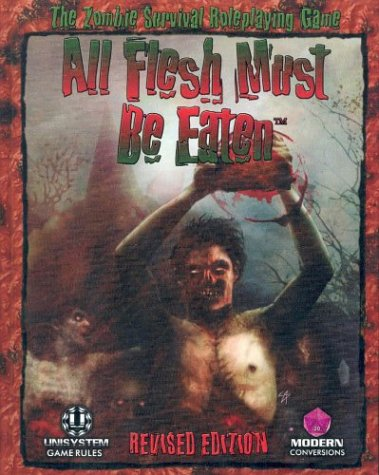All Flesh Must Be Eaten Rev Core *OP (Afmbe)