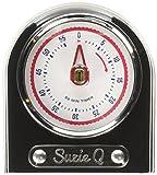 Suzie Q 60514 Retro 55-Minute Timer, Blacktop