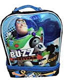 Disney Pixar Toy Story 3 Buzz Insulated Lunch Box Dual Compartment Lunchbox