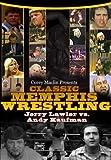 Classic Memphis Wrestling - Jerry Lawler vs Andy Kaufman DVD