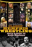 Classic Memphis Wrestling - Jerry Lawler vs Andy Kaufman DVD
