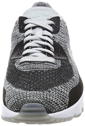 Mens Platinum Pure Black 90 Flyknit Air 2 0 Max 005 Nike White Ultra Snpqw6px