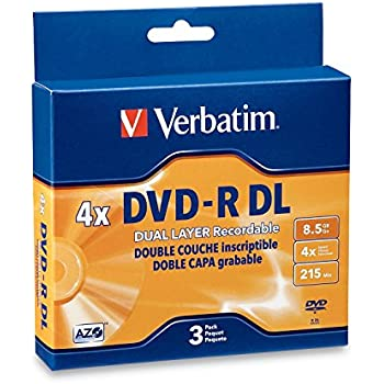 Amazon Com Ridata 9 4 Gb 8x Double Sided Dvd R S 50 Pak
