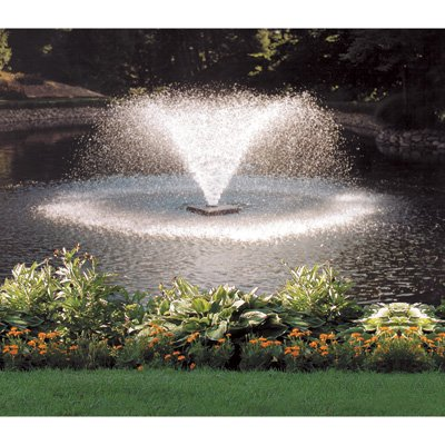 Scott Display Pond Aerator Fountain - 1/2 HP