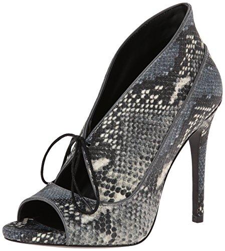 Pour La Victoire Women's Vika Dress Sandal, Cream/Bone, 8 M (Bone Snake Footwear)