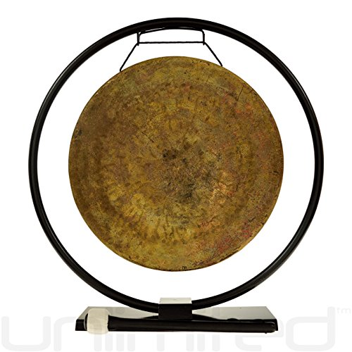 14'' Gongs on the Au Courant Gong Stand by Unlimited (Image #1)