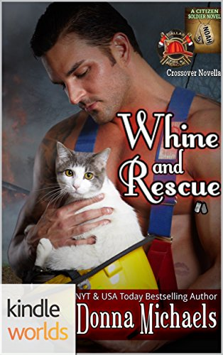 Dallas Fire Rescue Novella Citizen ebook product image