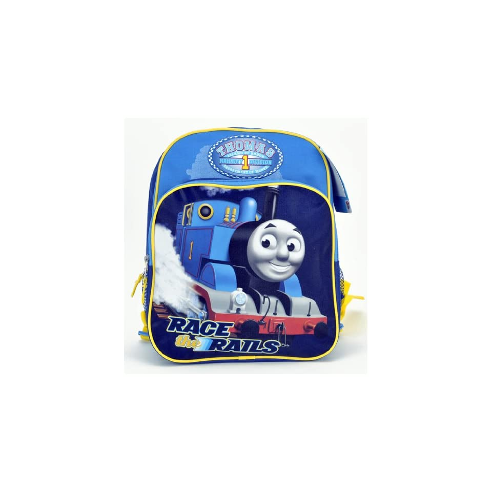 "Birthday Christmas Gift   Thomas the Train Toddler Backpack and Tumbler Set, Backpack Size Approximately 12"" Toys & Games"