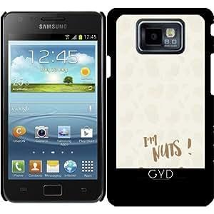 Funda para Samsung Galaxy S2 (GT-I9100) - Ardilla by Asmo