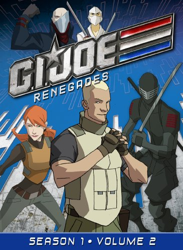 - G.I. Joe Renegades: Season 1, Vol. 2