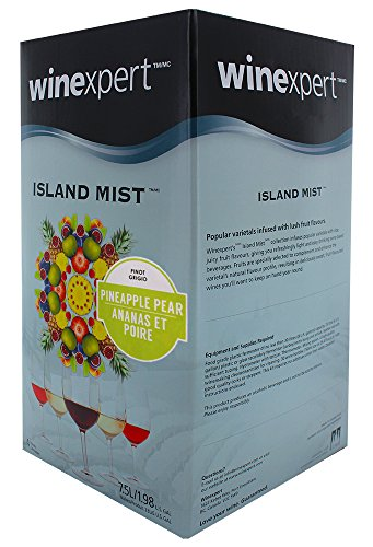 Midwest Homebrewing and Winemaking Supplies B007OWG27C FBA_3843115 Pineapple Pear Pinot Grigio (Island Mist) by Midwest Homebrewing and Winemaking Supplies (Image #1)
