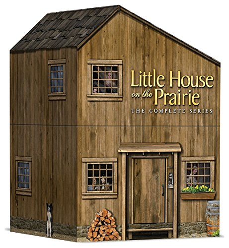 Little House On The Prairie The Complete Series Deluxe Remastered Edition In Collectible House Packaging Michael Landon Melissa Gilbert Victor French Melissa Sue Anderson Sidney Greenbush Karen Grassle Michael Landon Amazon Com