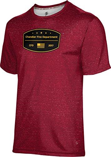 ProSphere Boys' Chandler Fire Department Heather Shirt (Apparel) - Az Chandler Shopping